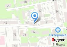 Компания «АлюминийСтройСервис» на карте