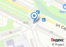 Компания «Элина» на карте