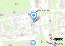 Компания «Kazanlive» на карте