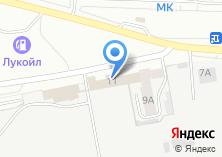 Компания «Казанская ТЭЦ-2» на карте