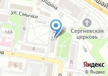 Компания «Ветеринарная лечебница Кировского района» на карте