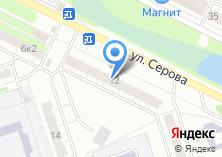 Компания «Ривьера» на карте