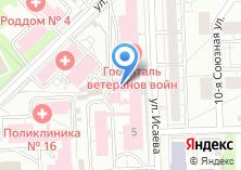 Компания «ЛДЦ МИБС-Казань» на карте