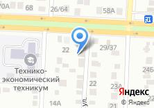 Компания «Gold Avto» на карте