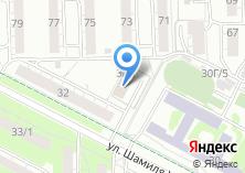 Компания «СпецТрансСтрой» на карте