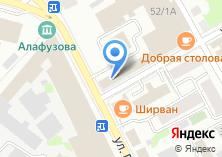 Компания «Городской рабочий» на карте