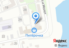 Компания «ДоминантПроект» на карте