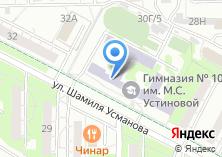 Компания «Детская музыкальная школа №13 Московского района» на карте