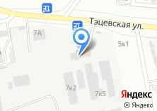 Компания «Салатов» на карте