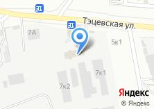 Компания «Union mebel» на карте