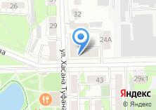 Компания «Юмарт Абзый» на карте