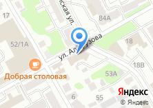 Компания «СФ Вертикаль» на карте