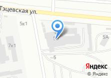 Компания «Элодея» на карте