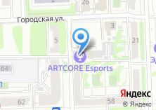 Компания «АстроКом» на карте