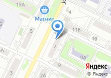 Компания «Квартирка» на карте