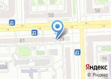 Компания «ТУР ДЕ ФРАНС» на карте