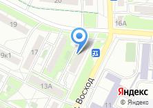 Компания «Магазин стеновых и напольных покрытий» на карте