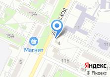 Компания «Шиномонтажная мастерская на Восход» на карте