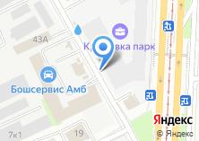 Компания «Шиномонтажная мастерская на Краснококшайской» на карте