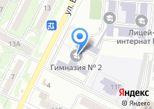 Компания «Детская музыкальная школа №32 Московского района» на карте