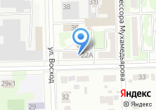Компания «Тамас» на карте