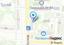 Компания «Абзый Везет» на карте