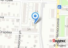 Компания «Мебельный мастер» на карте