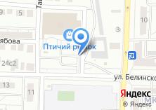 Компания «Пандора» на карте