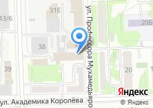 Компания «Dragon» на карте