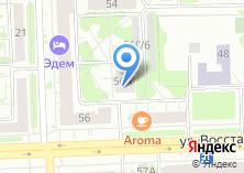 Компания «Актив плюс» на карте