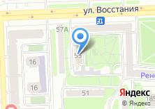 Компания «Отдел полиции №5 Московский» на карте
