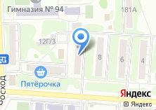 Компания «Продуктовый магазин на ул. Шамиля Усманова» на карте