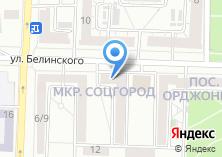 Компания «Альбина Белланж» на карте