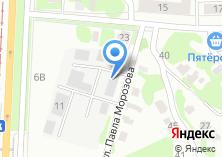 Компания «Nord-Interactive» на карте