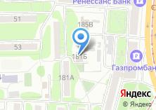 Компания «Каздорпроект» на карте
