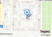 Компания «Оргхим» на карте