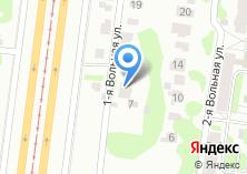 Компания «Деревяшки, банный комплекс» на карте