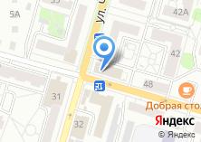 Компания «Магазин мяса на ул. Максимова» на карте