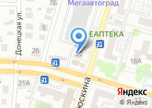 Компания «Ай» на карте