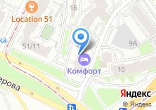 Компания «Домрачевы» на карте