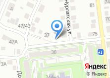 Компания «Продуктовый магазин на Северополюсной» на карте