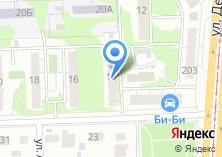 Компания «Видеосервис» на карте