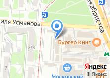 Компания «Окна на Московском» на карте