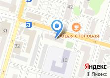 Компания «Эридан+» на карте