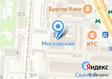 Компания «Улей» на карте