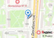 Компания «Банкомат Банк Авангард» на карте