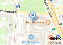 Компания «Упаковка» на карте