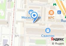 Компания «Аирсат» на карте