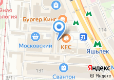 Компания «Мясоед» на карте