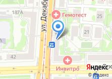 Компания «Анабель» на карте